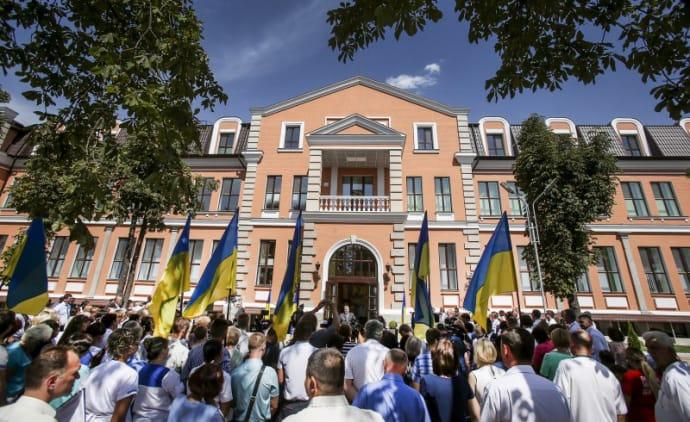 Украина еще непрошла точку невозврата,— Порошенко