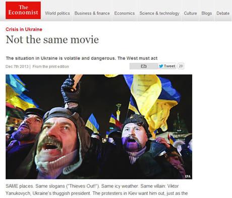 Янукович должен понять, что применение силы вызовет санкции