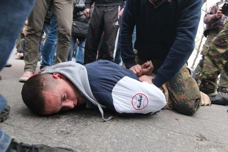 Одесские евромайдановцы отбили нападение сепаратистов - Цензор.НЕТ 9978