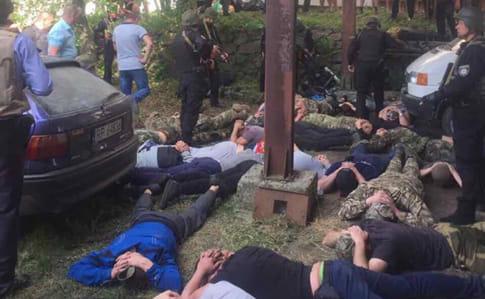 Земельный конфликт вВинницкой области: 45 задержанных взяли под стражу