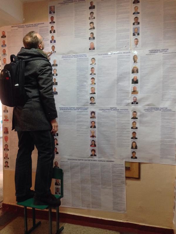 КИУ о выборах в Киеве: давление на журналистов и незаконное фотографирование бюллетеней - Цензор.НЕТ 7769