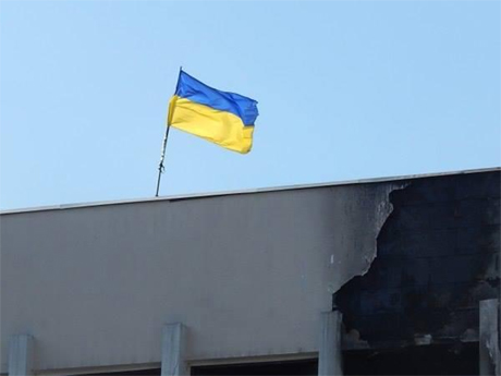Сили АТО звільнили Сєвєродонецьк, над містом майорить український прапор 2