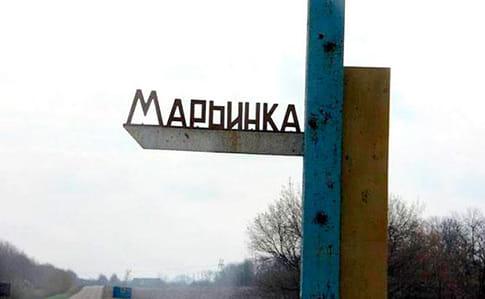 Контрольный пост «Марьинка» обстреляли изгранатометов