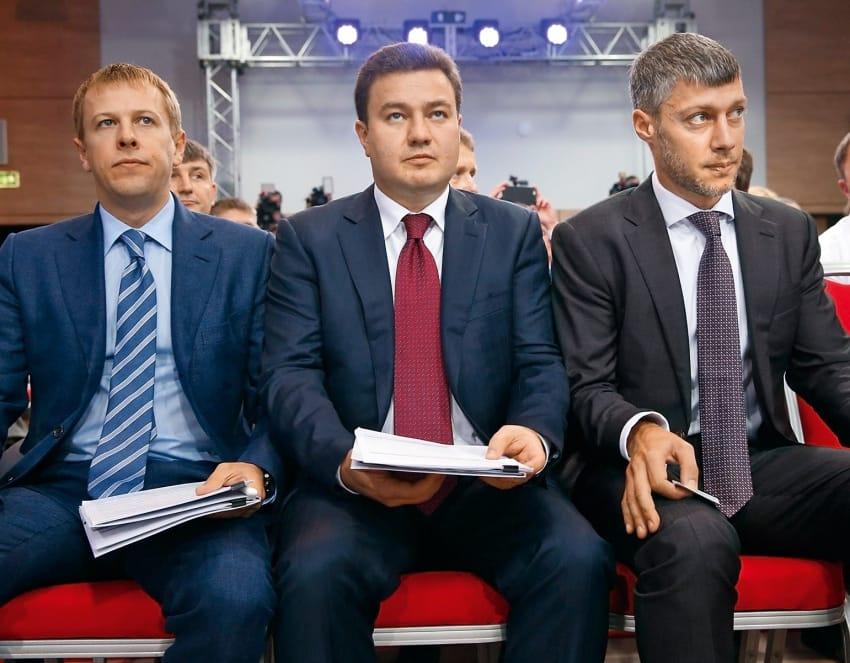 Валерій Хомутиннік, Віктор Бондар та Артем Ільюк в усвідомленні нової реальності