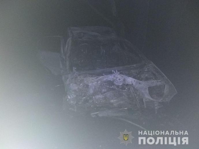 Троє дорослих і дитина загинули у ДТП на Миколаївщині, ще 7 в лікарні