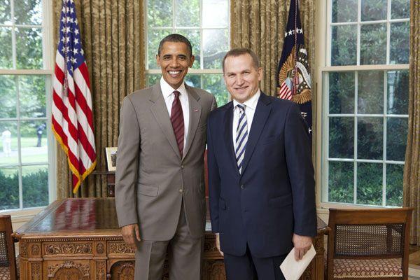 Прежний посол вСША Моцик будет представлять Украинское государство вМинске