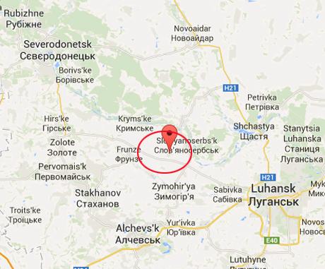 К украинским воинам в район Бахмутовки отправлено подкрепление. Артиллерия отбивает нападения террористов, - СНБО - Цензор.НЕТ 1282