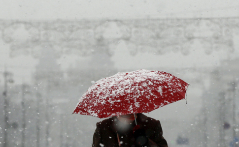 Гідрометцентр оголосив штормове попередження вУкраїні на8 січня