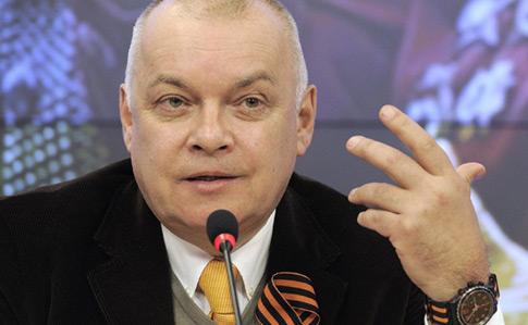 Суд отвергнул иск оботмене санкций против Киселева