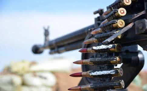 Оккупанты непрекращают обстреливать опорные пункты ВСУ изтяжелого вооружения— штаб