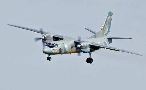 Россия обстреляла украинский самолет