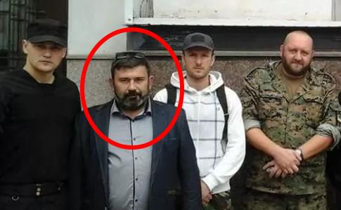 ВРостові-на-Дону затримали українця, причетного до«Правого сектору»