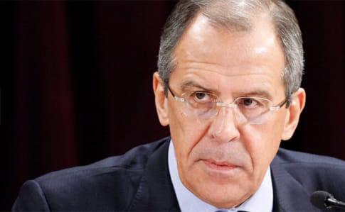 Мипродовжуємо поважати територіальну цілісність України,— цинічна заява Лаврова
