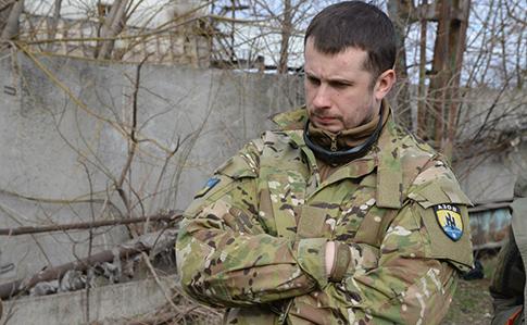 Командир «Азова»: «Руководство Нацгвардии несет угрозу»