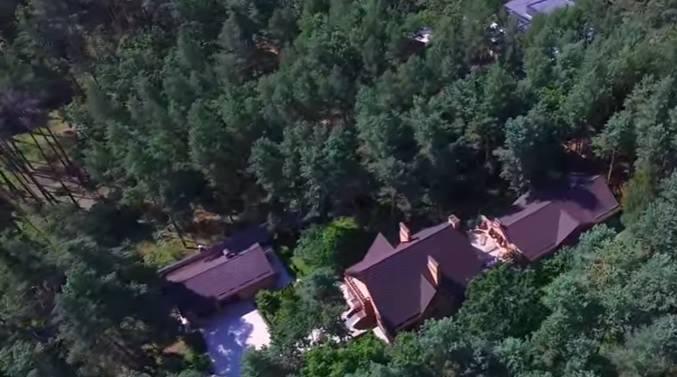 Ляшко купил особняк вэлитном поселке под Киевом