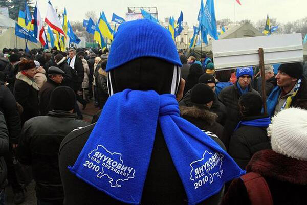 """Вероятность ночного штурма Майдана очень высока, - нардеп от """"УДАРа"""" - Цензор.НЕТ 9510"""