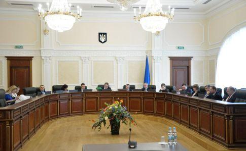 Высший совет правосудия объявил обантиконституционности закона обантикоррупционных судах