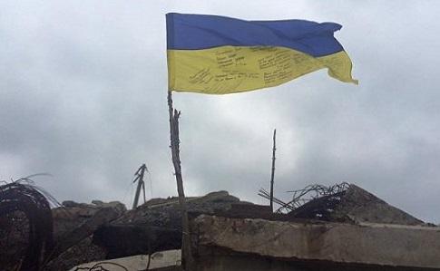 Боевики два часа обстреливали силы АТО вМарьинке