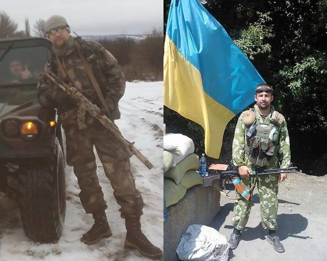Ліворуч - Максим Іващук, праворуч - Олексій Вагнер