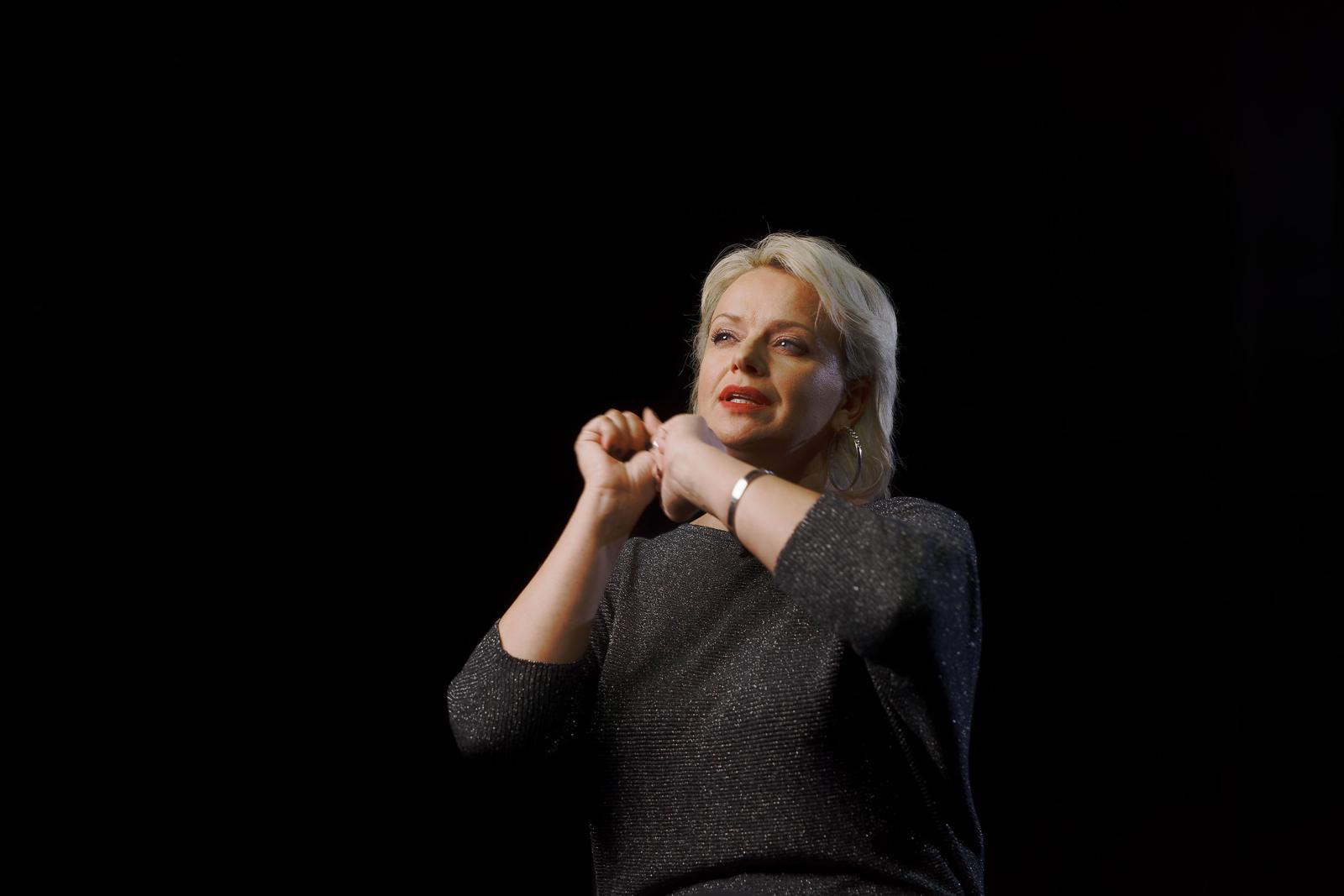 ukrainian actor irma vitovska