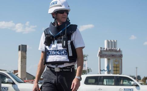 ОБСЕ: Обе стороны наДонбассе продолжают ограничивать свободу перемещения наблюдателей