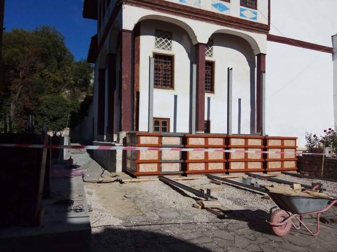 Пашаєв: Окупанти знищують Бахчисарайський ханський палац