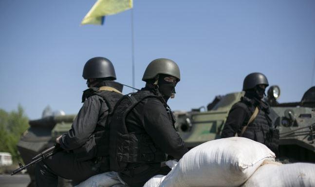 Після активізації бойовики наДонбасі притихли, скоротивши кількість обстрілів