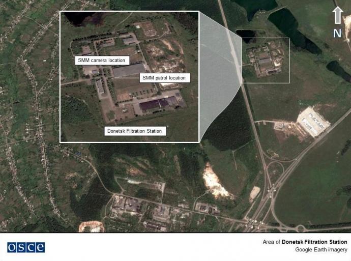 Камера ОБСЕ на Донецкой фильтровальной станции проработала только один день (ФОТО), фото-3