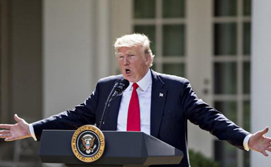 Дональд Трамп заявив про вихід США зПаризької кліматичної угоди