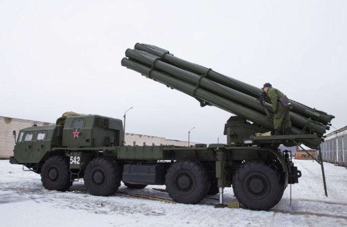 В российской армии может появиться оружие пострашнее «Градов»