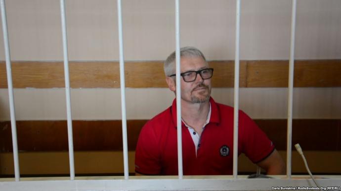 Суд отпустил подозреваемого ворганизации убийства репортера Сергиенко под домашний арест