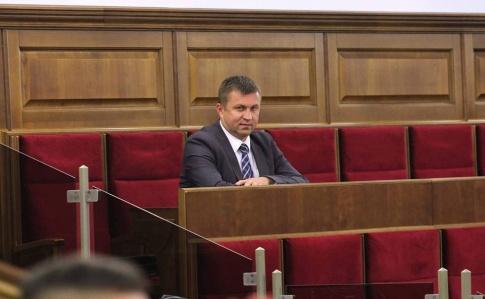 news.meta.ua ЗМІ  Затриманим на хабарі виявився помічник нардепа з