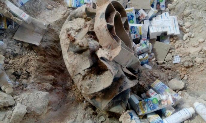 ВBellingcat сообщили, что гумконвой вСирии был атакован российскими бомбами