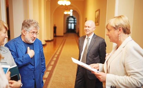 Коломойский согласился нанационализацию ПриватБанка, Гройсман против