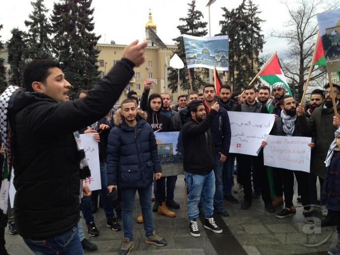 Країни Європейського союзу непереведуть свої посольства в Єрусалим заприкладом США