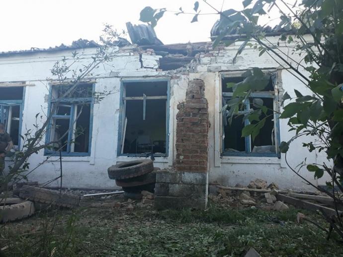 Від початку доби загинуло двоє українських бійців— штаб АТО