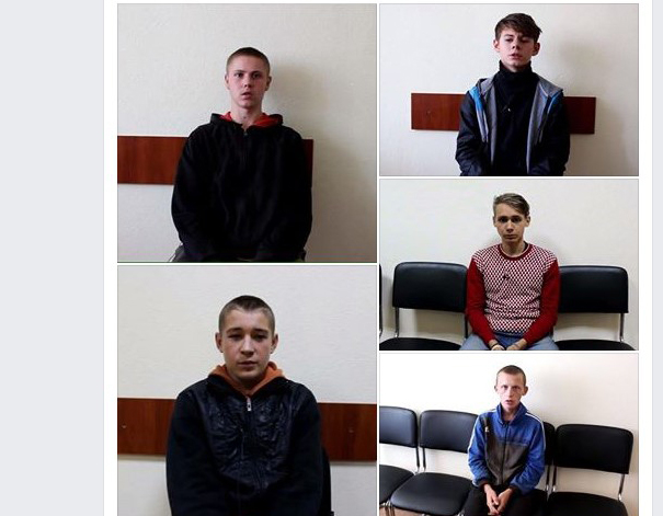 Геращенко забила тревогу из-за задержания детей-«диверсантов» вДНР