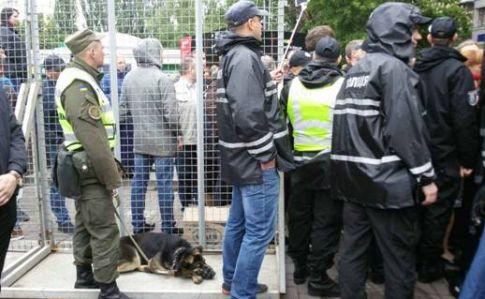 Массовые акции вгосударстве Украина 9мая: милиция задержала уже 45 человек