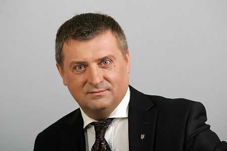 Нардеп Олег Канівець
