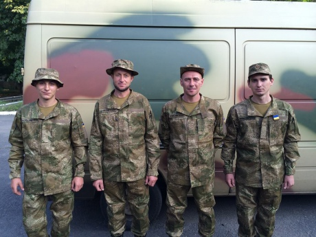 До 15 ноября все военнослужащие в зоне АТО получат новую зимнюю обувь, – Полторак - Цензор.НЕТ 5143