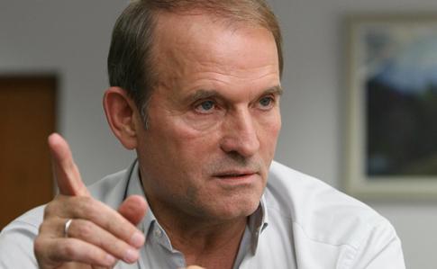УМедведчука сообщили, что политик небеспокоится из-за американских санкций