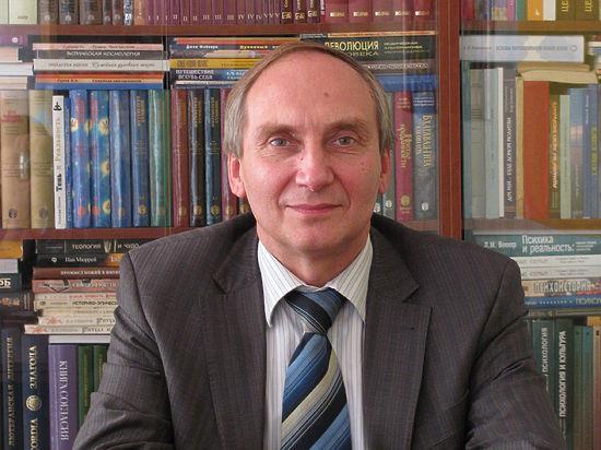 Історик, політолог і релігієзнавець Ігор Козловський був захоплений бойовиками в окупованому Донецьку 27 січня 2016 року