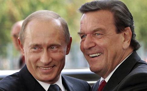 Екс-канцлера Німеччини Шредера висунули унезалежні директори «Роснефти»
