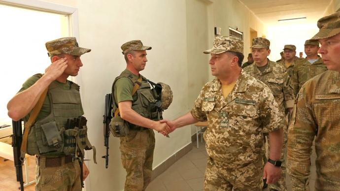 Міноборони збільшить чисельність військ вОдеській області