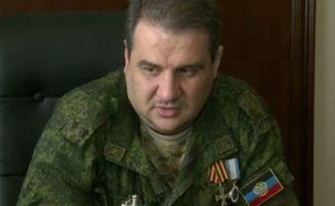 ВДонецке совершено покушение наминистра доходов исборов ДНР