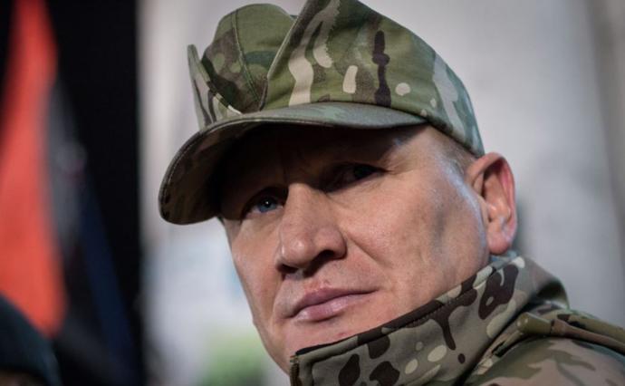 Командир батальона ОУН Коханивский устроил стрельбу вКиеве