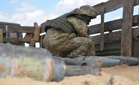 Военные взорвали первую партию боеприпасов, собранных при разминировании Балаклеи
