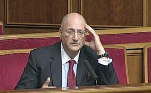 Рада провалила назначение «аудитора-антикоррупционера» изсоедененных штатов