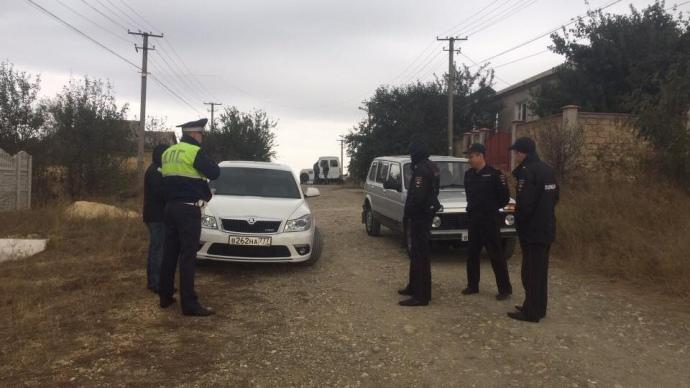 Оккупанты устроили новые обыски изадержания крымских татар вКрыму: размещены видео