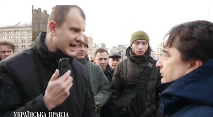 Убийство Веремия: наМайдане протестовали через вердикт суда